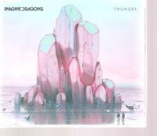 """IMAGINE DRAGONS """"Thunder"""" 2 Track CD Single"""