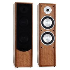 160 W RMS TOWER SPEAKER PAIR HIFI HOME CINEMA FLOOR STANDING SPEAKERS 2-WAY