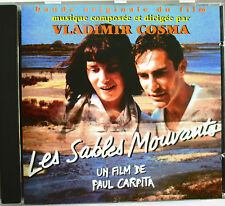 "VLADIMIR COSMA - CD ""LES SABLES MOUVANTS"""