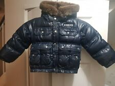 Dolce Gabbana Junior Kids jacket Size 18-24 month/ Excellent Condition real fur
