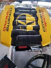 C7 Corvette Racing Engine Bay Dress up Kit - Stingray Grand Sport