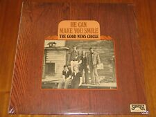 THE GOOD NEWS CIRCLE - HE CAN MAKE YOU SMILE - 1973 STILL SEALED LP ! ! !