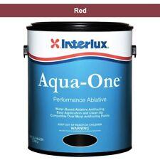 Interlux Aqua One Ablative Antifouling Paint - Gallon Red