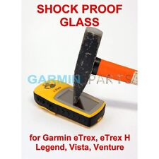 New Shock proof glass for Garmin eTrex H, Legend H, Vista H for monochrome LCD
