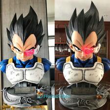 Dragon Ball Z DRAGON BALL Z VEGETA Busto Estatua 1/1 escala Tamaño Natural Pintado MRC repiliac GK