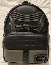 Disney Loungefly Star Wars KYLO REN Mini Backpack SOLD OUT - NWT