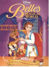 DISNEY PRESENTS BELLE'S MAGICAL WORLD PRESS KIT PHOTO INFORMATION