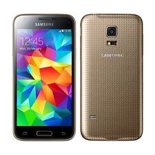 "Gold Original  Samsung Galaxy S5 MINI  SM-G800F Factory Unlocked 4.5"" SmartPhone"