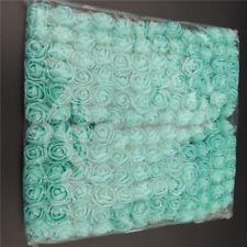 144pcs/lot Mini Foam Rose Artificial Flower Rose Bouquet Wedding Decorated Craft
