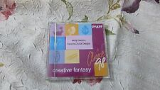 Pfaff  Card Creative Fantasy Jenny Haskins Choice 7570 7560 2140 2170 VERY RARE