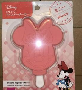 DISNEY MINNIE MOUSE POPSICLE MOLDS NEW