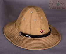 USSR Soviet Red Army SOLDIER Afganka cap hat Panama Size 6 1/2(52cm Afghanistan