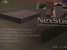 """Vantec NexStar 2.5"""" IDE to USB2.0 External Hard Drive Enclosure"""