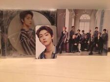 THE BOYZ TATOO KEVIN CD photocard set