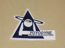 Buckaroo Banzai Yoyodyne Propulsion Systems Embroidered Patch (Iron On)