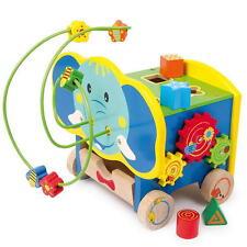 Motorikspielzeug Lilliputiens Steckspiel Steckwürfel Neu Motorik Baby Spielzeug Holzspielzeug
