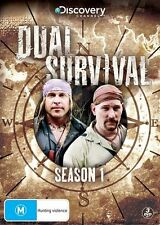 Dual Survival : Season 1 (DVD, 2012, 3-Disc Set) Region 4