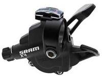 SRAM X4 Trigger Thumb Shifters Gears 8 Speed MTB Bicycle Cycle Bike X4 8s