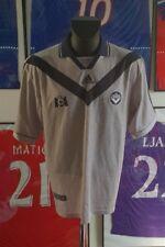 Maillot jersey trikot maglia camiseta shirt bordeaux 2000 2001 00 01 L pauleta