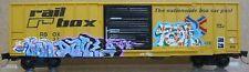 "Graffiti Collector Series car #7,  ""Blue Bird"" Special Run Nr 424 of 500"
