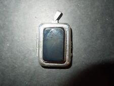 N81 Antique Pendant Photo Locket  00004000 See Descrip