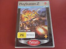 JAK X - PS2 PLAYSTATION 2 GAME COMPLETE -FREE POST