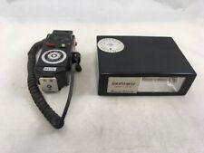 Vintage Gold Crest SR-38 Solid State Flash Unit & BC-8 Light Meter Camera