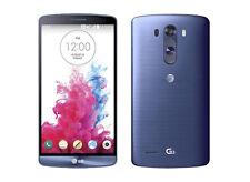 LG G3 D850 - 32GB - Metallic Blue ATT (Unlocked)  OEM Accessories New Open Box