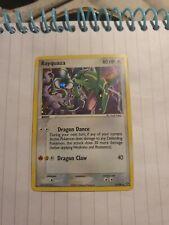 Rayquaza 9/106 Holo Pokemon Card ex emerald