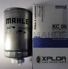 LAND ROVER DEFENDER, DISCOVERY 2, TD5 DIESEL FUEL FILTER ESR4686 MAHLE
