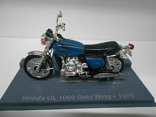 HONDA GL 1000 GOLD WING 1975 BIKE MOTO ALTAYA IXO 1/24