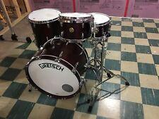 Gretsch Broadkaster 4 Piece Drum Kit Made In USA 🇺🇸