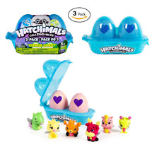Hatchimals Colleggtibles Citrus Coast Surprise Egg Carton 2Pack (Lot of 3)