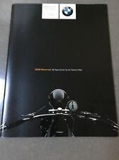 BMW Motorrad USA. Rare Exhibition Catalogue  Mobile Tradition Must See