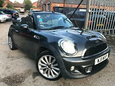 11 MINI COOPER 1.6 S CABRIOLET 2 F/OWNERS, 6 SRVS 2 M/DLR, P/SENSORS,LEATHER