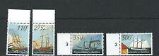NETHERLANDS ANTILLES 2001 SAILING SHIPS (Scott 955-58) VF MNH