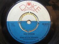 Byron Lee & The Dragonairs – Soul Serenade 1969 Duke DU 39
