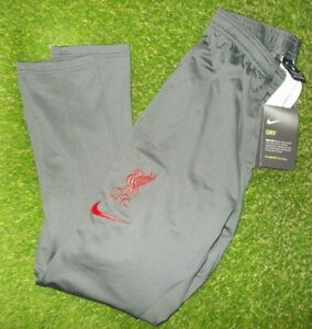 Liverpool LFC Official Tracksuit Training Bottoms 2021/22 (LB) BNWT