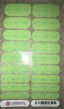 Jamberry - Hot To Croc - Full Sheet Nail Wrap - RARE RETIRED Crocodile Alligator