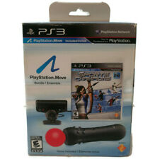Sony PlayStation Move Bundle for PS3 Motion Controller Game Camera Demo Disc