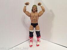 Wwe wwf legends magnum t.a mattel elite toy wrestling figure uk seller free ship
