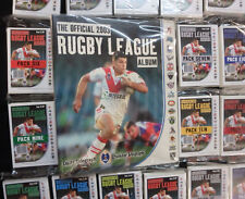 NRL 2003 Daily Telegraph Full set plus Official binder UNOPENED