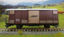 BEMO 2250 154/2250154  RhB WN 9884 Nostalgie Güterwagen Spur H0m NEU