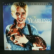 The Yearling - Gregory Peck, Jane Wyman - Laser Disc