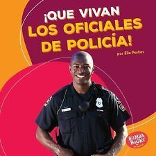Bumba Books (tm) en Español -- ¡Que Vivan Los Ayudantes Comunitarios! (Hooray...