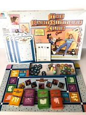 Vintage 1989 The Babysitters Club Board Game Milton Bradley COMPLETE