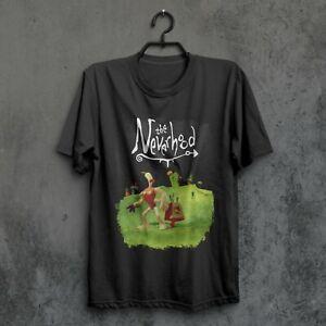The Neverhood T-shirt Klaymen Classic Game Black Tee