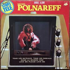 MICHEL POLNAREFF Super Stars Télé 1977 Compilation La mouche Time will tell
