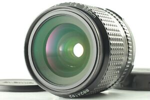 【Exc+5 LATE Model】 PENTAX SMC 67 55mm f/4 Wide Angle Lens FROM JAPAN
