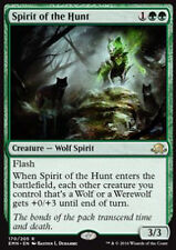 MTG SPIRIT OF THE HUNT - SPIRITO DELLA CACCIA - EMN - MAGIC